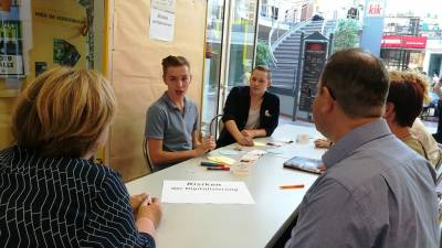 Café HEy Digitalisierung in Helmstedt -