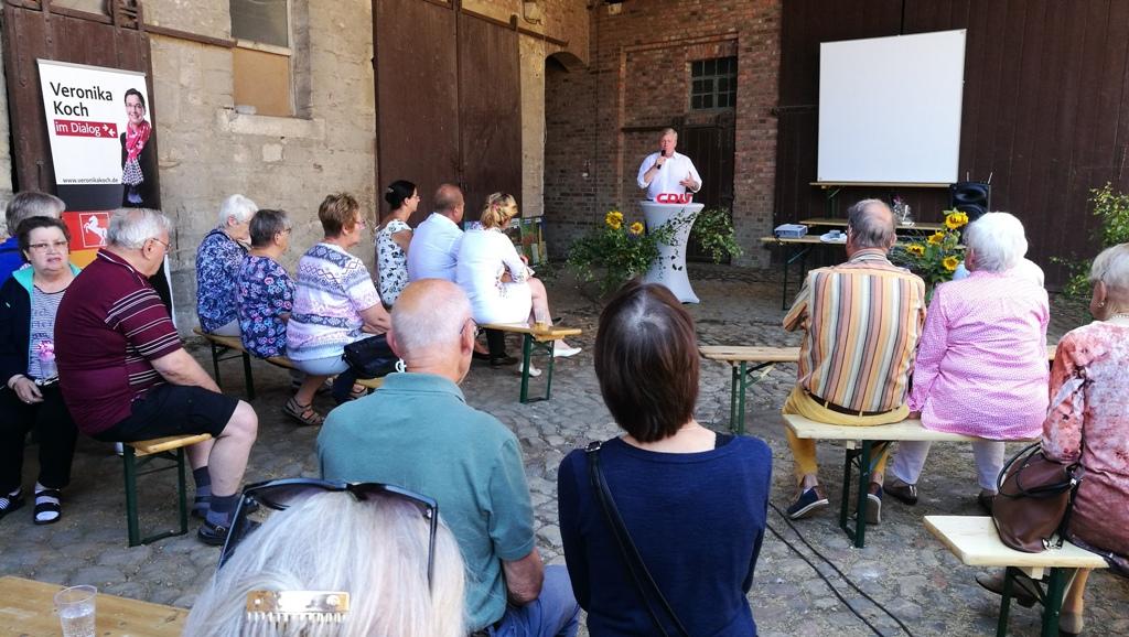 Sommertourfest mit Bernd Althusmann