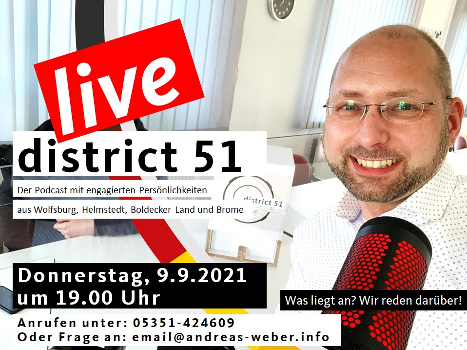 Podcast District51: